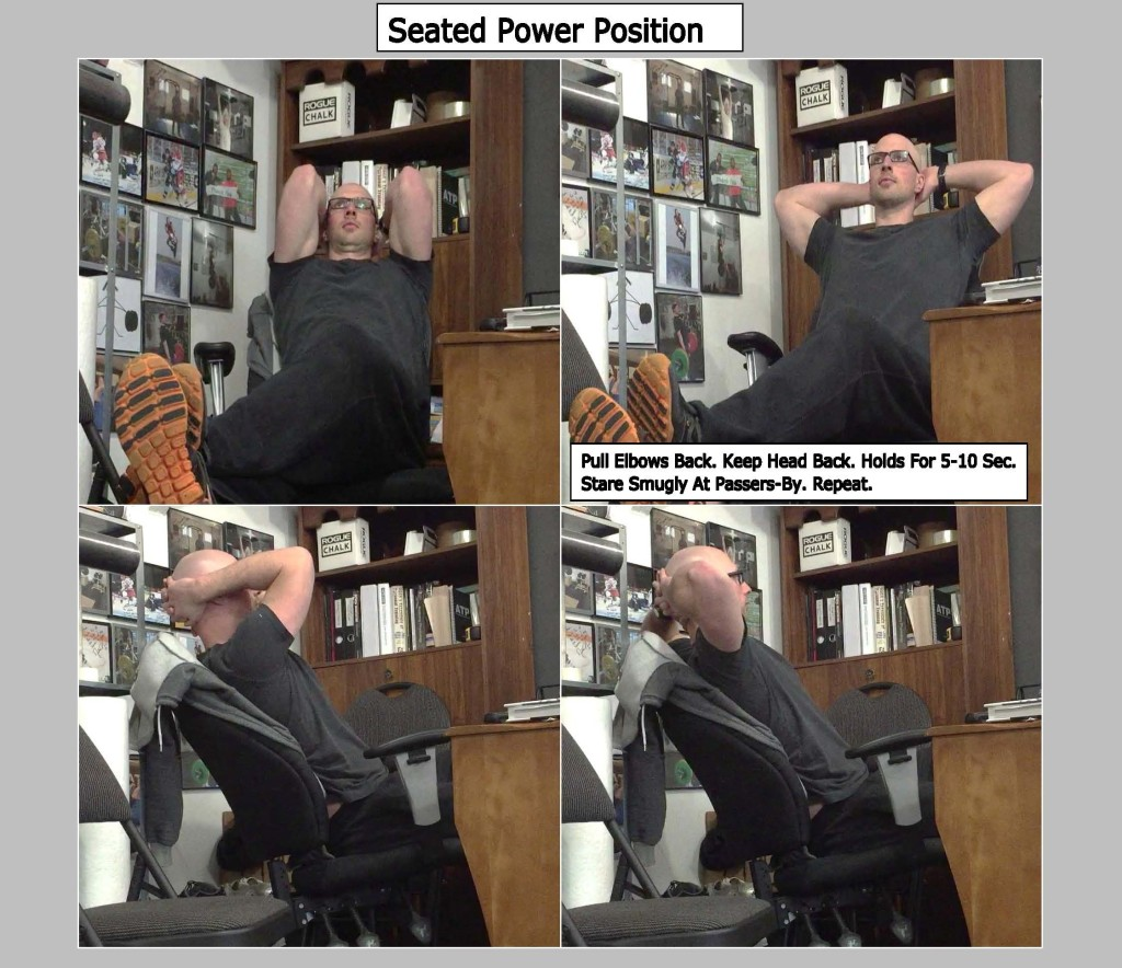 Seated Power Positions