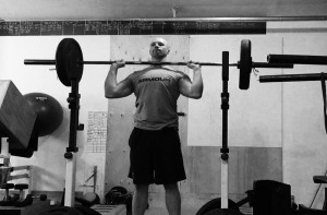Shoulder Press 1